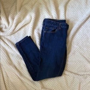 Aeropostale Ashley Ultra Skinny Cropped a Jeans